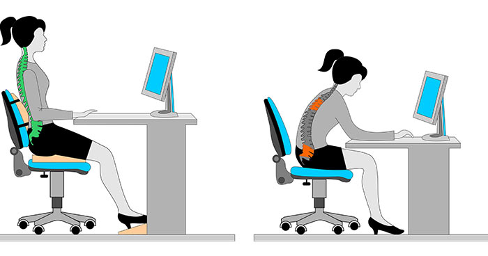 Best Sitting Position To Avoid Back Pain