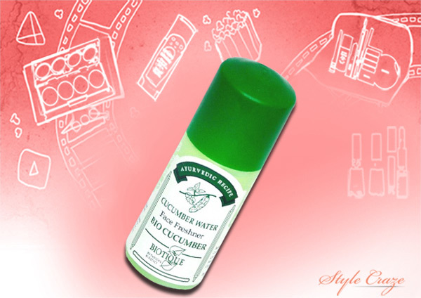 Biotique Cucumber Pore Tightening Freshener