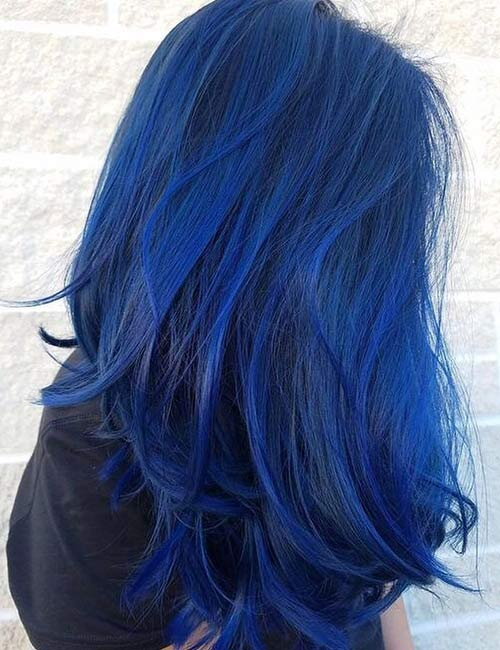 Top 10 Blue Hair Color Products 2019