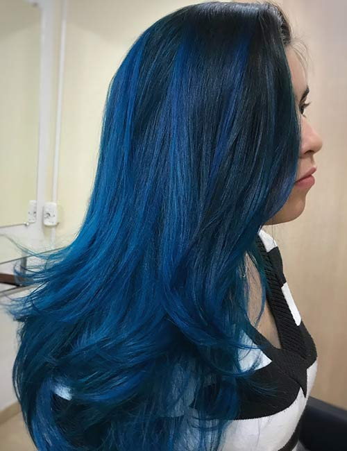 Blue Haired Freak