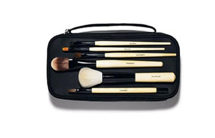 Best Professional Makeup Brushes - 6. Bobbi Brown Basic Collection