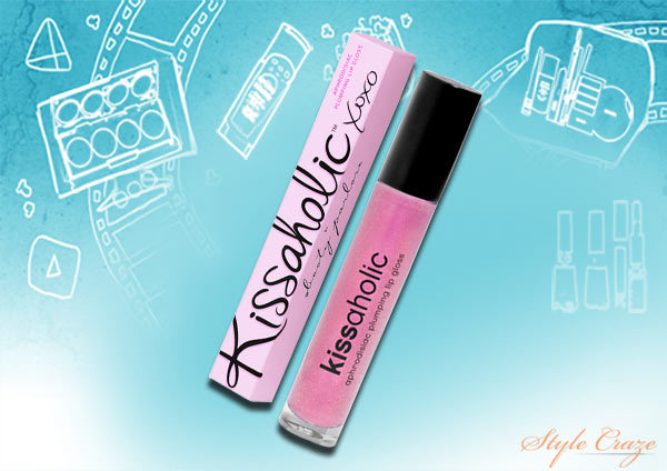 booty parlor kissaholic lip gloss