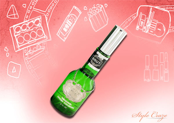 brut passion faberge