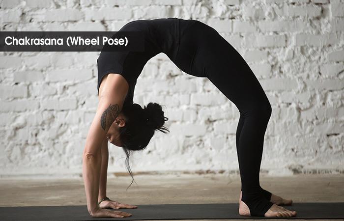 Chakrasana-(Wheel-Pose)