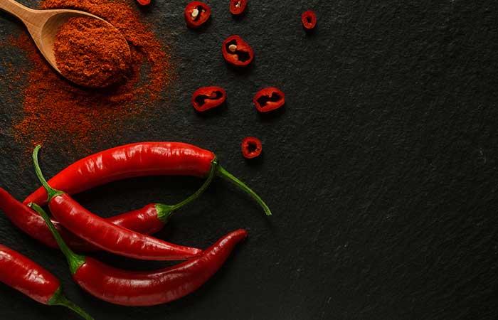 Best Metabolism Boosting Foods - Chili