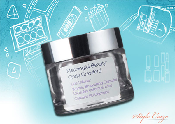 cindy crawford meaningful beauty wrinkles smoothing capsules advanced formula
