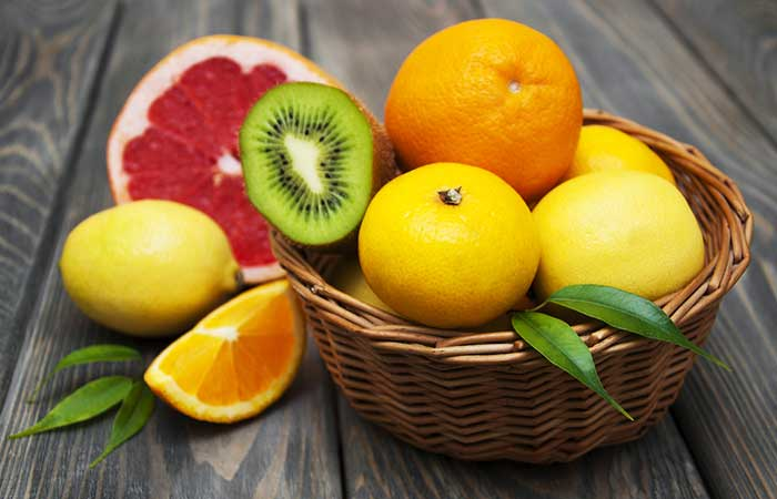 Best Metabolism Boosting Foods - Citrus Fruits