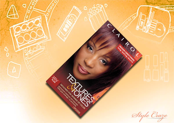 Ammonia Free Hair Colors - Clairol Textures & Tones Hair Color