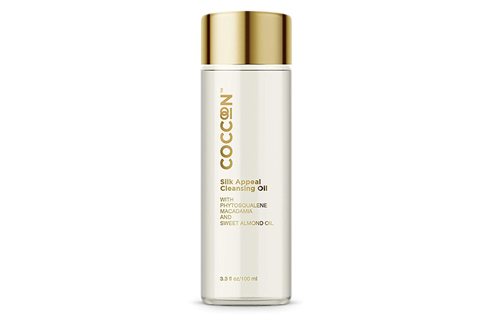 Coccoon Silk Appeal Cleansing Oil