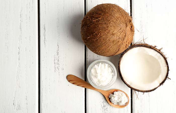 How To Get Rid Of Sunburn Blisters - Coconut Oil