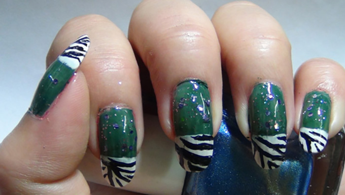 Colorful Zebra French3