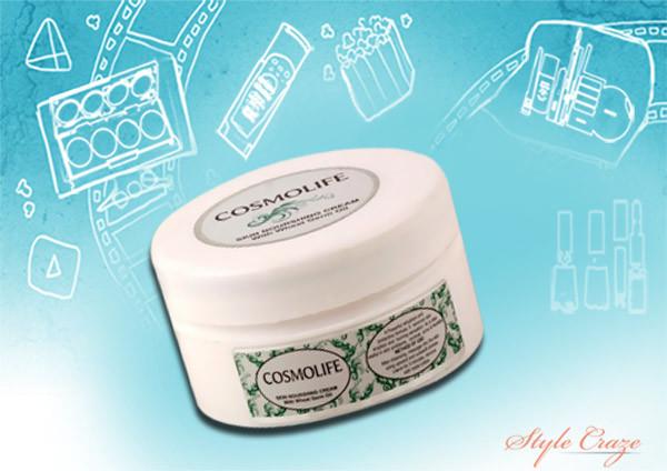 cosmolife skin nourishing cream
