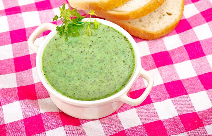 Cream Of Chervil Soup