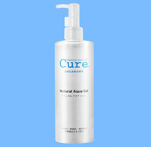 Cure Natural Aqua Gel - Japanese Skin Care Products