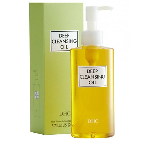 DHC Deep Cleansing Oil - Japanese Skin Care Products