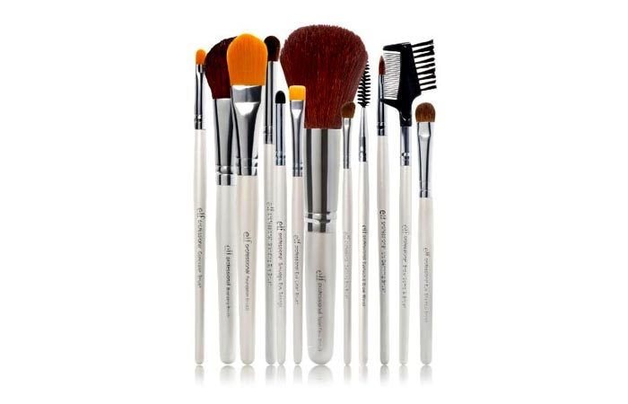 Best Professional Makeup Brushes - 1. E.L.F Makeup Brushes