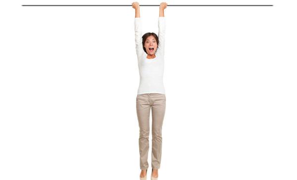 Effective Vertical Hanging