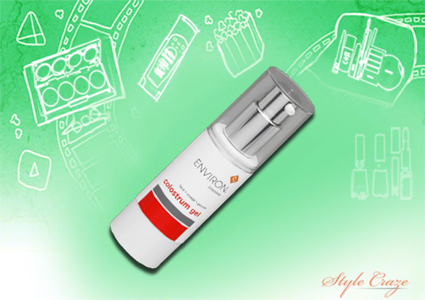environ intensive colostrum gel