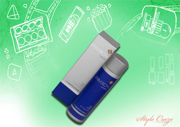 environ ionzyme c quence toner