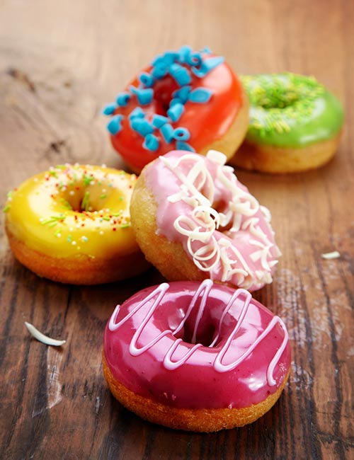 Foods With Trans Fats