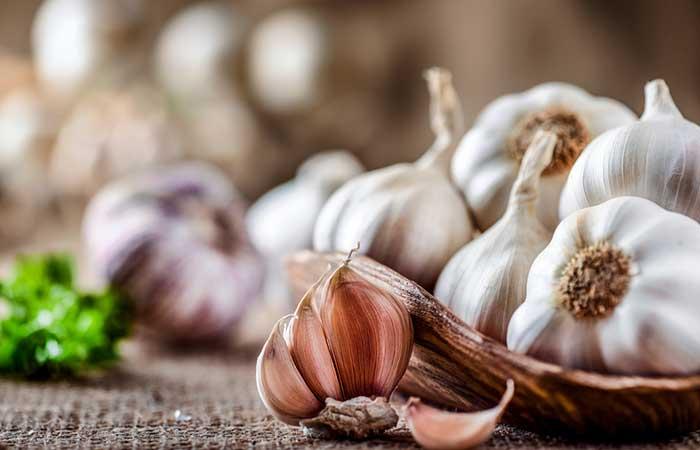 Best Metabolism Boosting Foods - Garlic