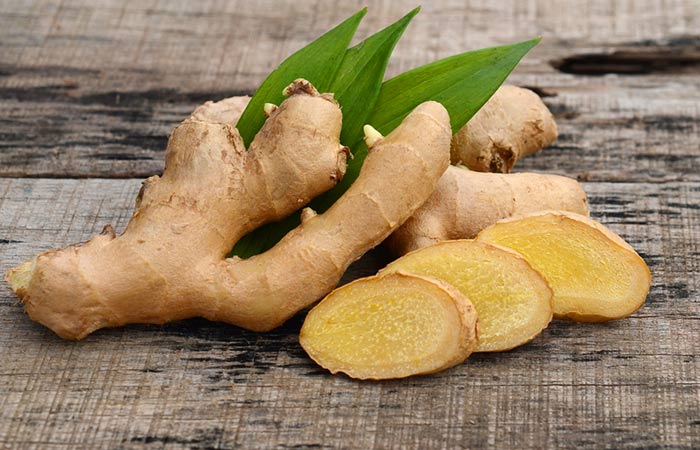 Ginger-For-Gout