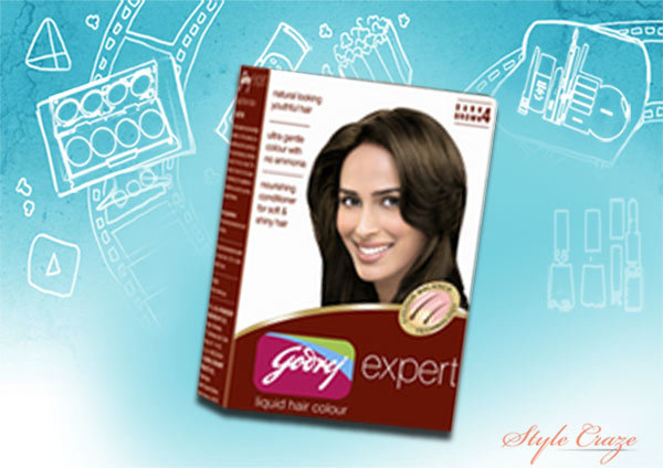 godrej copper blonde copper red