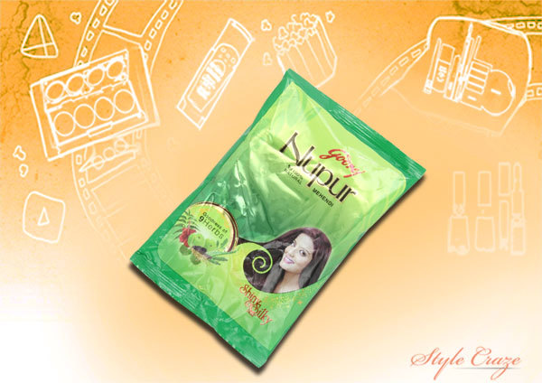 Ammonia Free Hair Colors - Godrej Nupur Hair Color