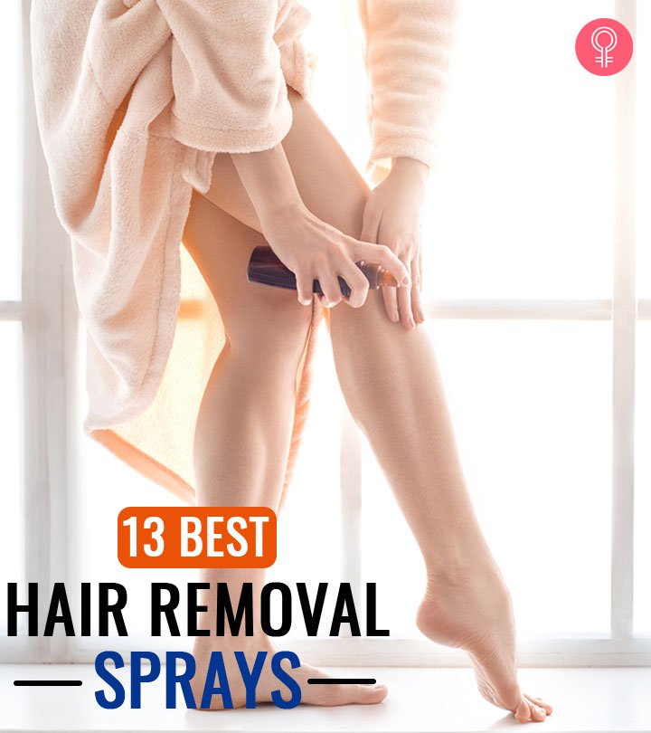 Hair Removal Sprays Of 2021 – Our Top 13 Picks