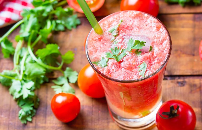 Juices For Weight Loss - La Tomatina