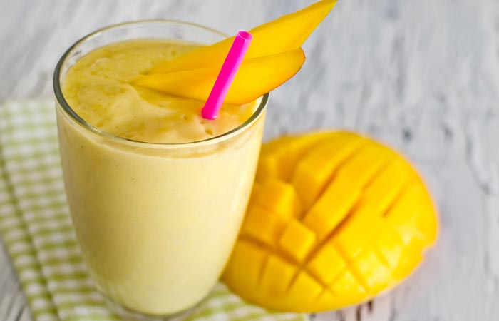 Juices For Weight Loss - Mango Tango