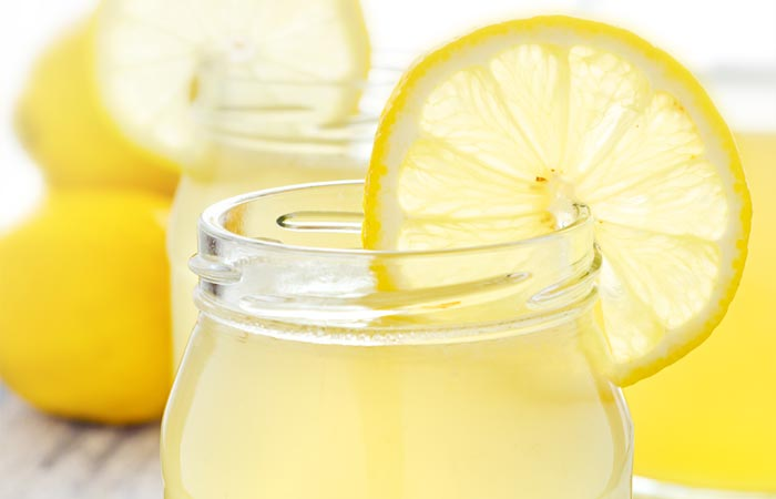 Juices For Weight Loss - Lose-Weight Lemonade