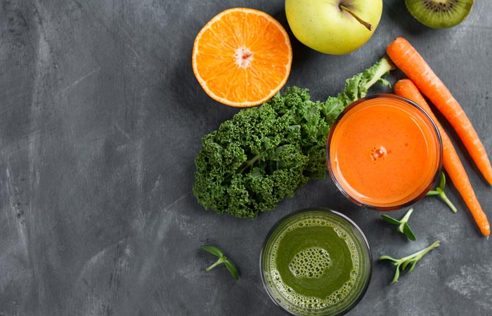 Juices For Weight Loss - Fat Burn Fusion