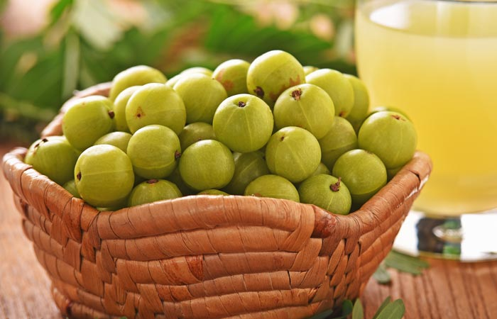 Juices For Weight Loss - Gooseberry Cumin Salsa