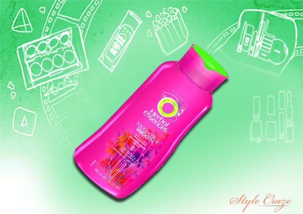 herbal essences shampoo touchably smooth