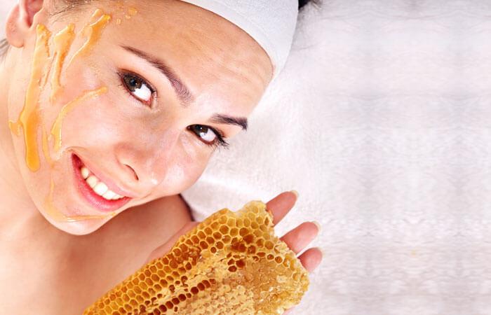 Honey-Facepack