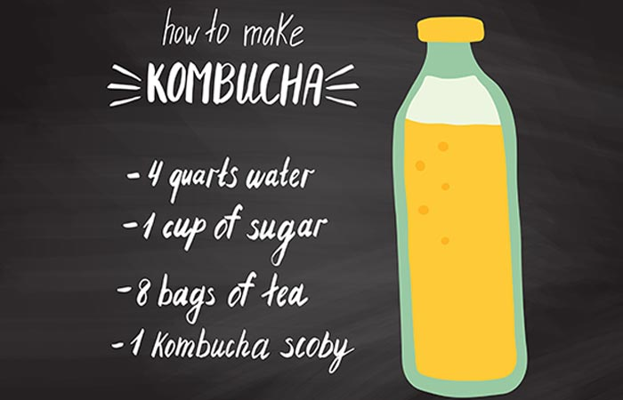 How Is Kombucha Tea Made