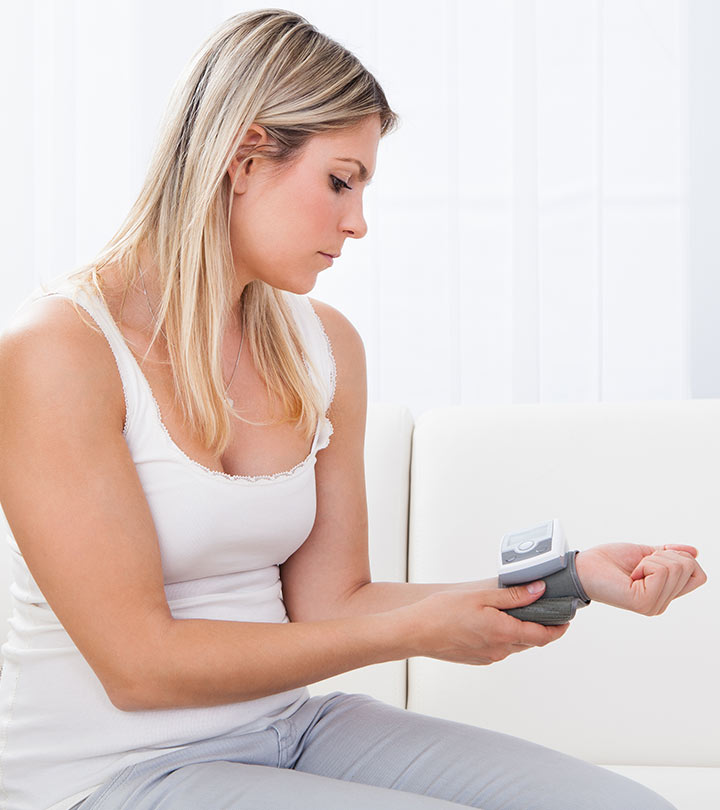 How To Control High Blood Pressure – Remedies + Diet Tips