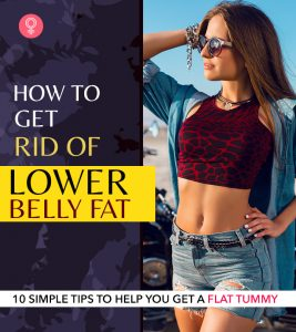 How To Lose Lower Belly Fat – 3 Simple Ways To Follow