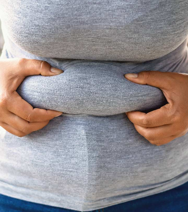 How To Lose Upper Belly Fat At Home – Causes And Solutions
