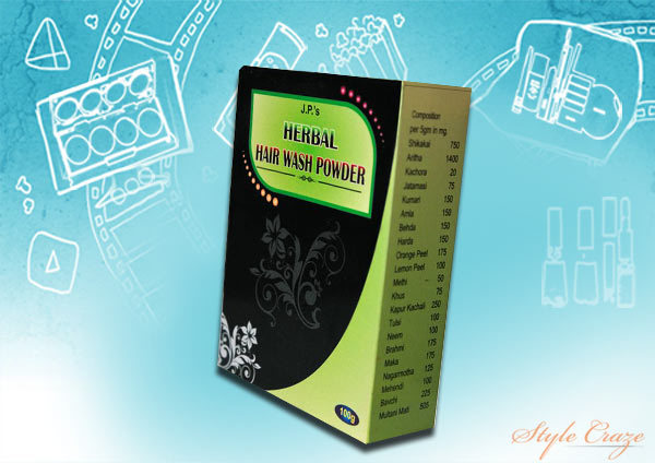 JP Pharma Herbal Hair Wash Powder