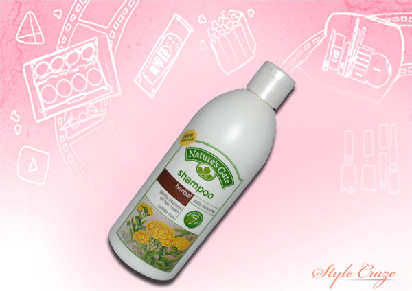 jawed habib daily use herbal shampoo