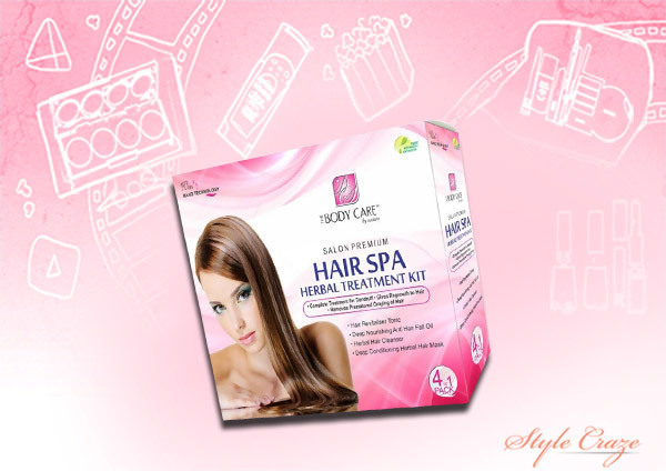 jawed habib hair spa