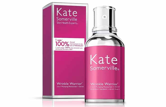 Hyaluronic Acid For Skin Care - Kate Somerville Wrinkle Warrior