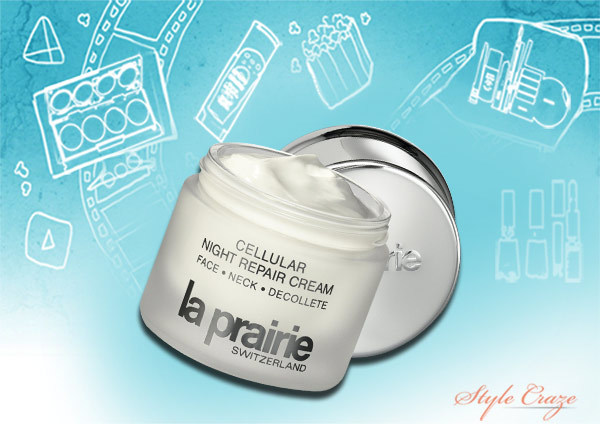 katrina kaif's la prairie cellular night repair cream facial night treatment