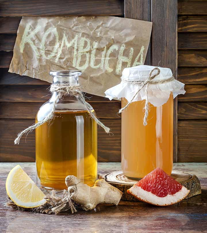 Kombucha Tea 9 Shocking Health Benefits Of This 'Weird' Beverage