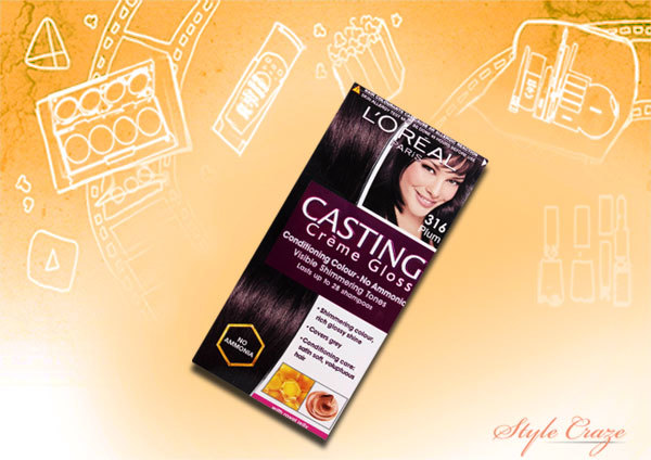 LOreal Paris Casting Crème Gloss Hair Color