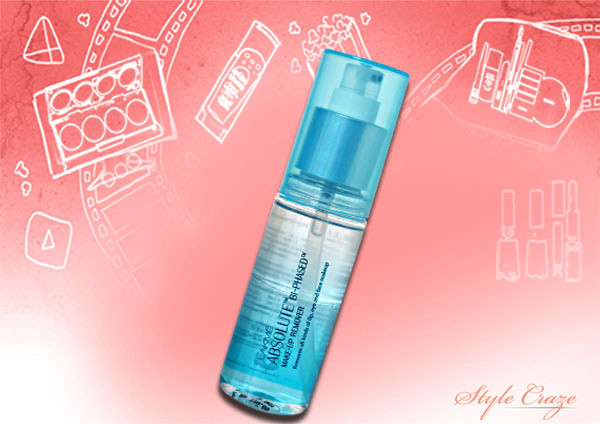 Best Waterproof Eye Makeup Removers In India - 4. Lakme Absolute Bi- Phased Makeup Remover