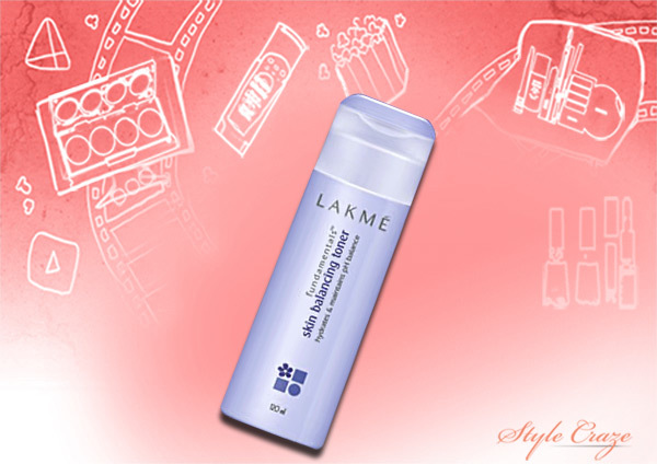 Lakme Fundamentals Skin Balancing Toner