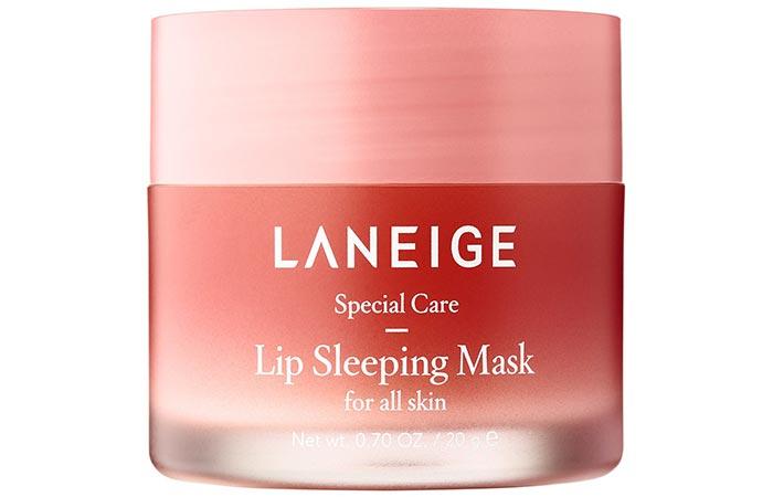 Best Lip Balms - Laneige Lip Sleeping Mask